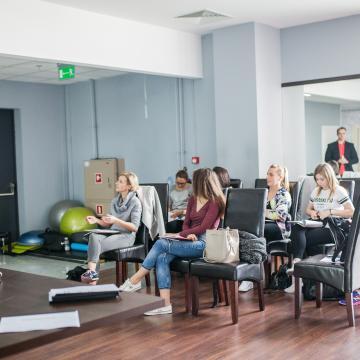 Kurs Instruktora Fitness - 14.10.2017