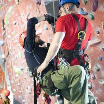 Kurs Instruktora Alpinizmu Przemysłowego - 6.04.2017