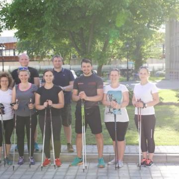 Kurs Instruktora Nordic Walking - Kraków 3.06.2017