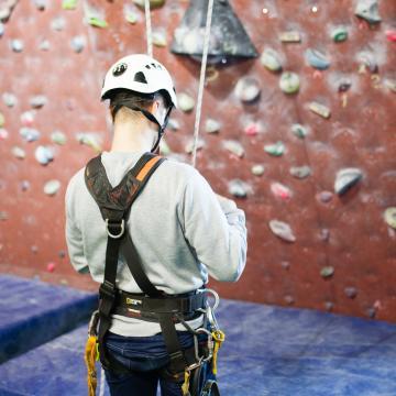 Kurs Alpinista Przemysłowy 16-18 luty 2018r
