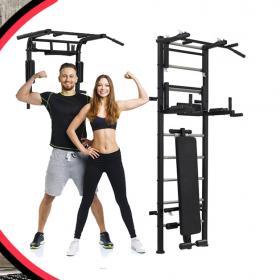 Ćwiczenia na drabince gimnastycznej: idealny trening dla profesjonalistów i amatorów
