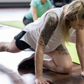 Kurs Trenera Fitness marzec 2019r. - relacja video.