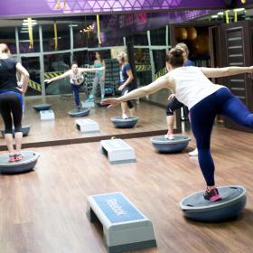 Technika ćwiczeń z akcesoriami fitness
