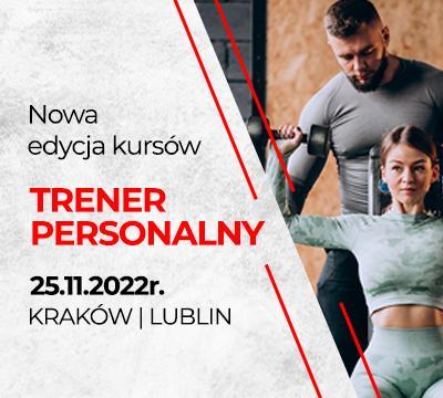 Trener personalny, instruktor nordic walking